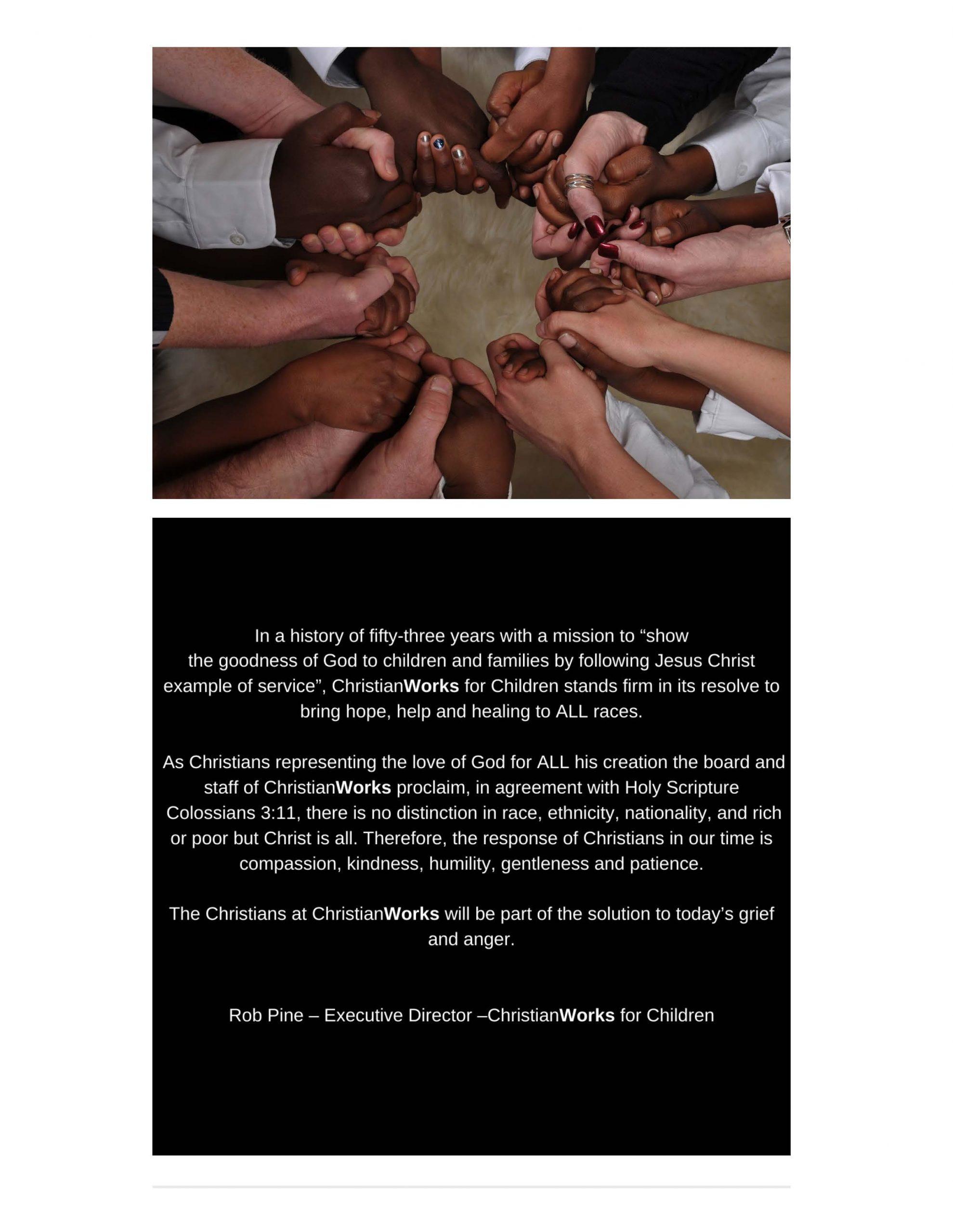 ChristianWorks Newsletter June 9, 2020 pt.4